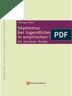 Islamismus Bei Jugendlichen in Empirischen Studien