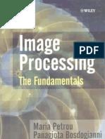 Image Processing - Fundamentals