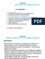 II Met Estadisticos Para Investigacion Agricola I[1]