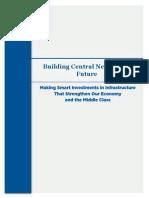 Rep. Dan Maffei's Infrastructure Plan