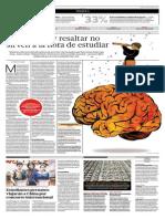 Subrayar y Resaltar No Sirven a La Hora de Estudiar - El Comercio (23.JUN.2014)