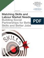 WEF GAC Employment MatchingSkillsLabourMarket Report 2014
