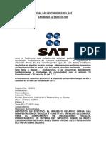 ILEGAL LAS INVITACIONES DEL SAT.docx