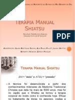 Recursos - Apresentação Shiatsu