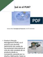 Qué es el PLM