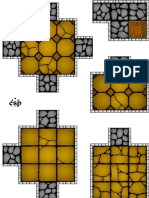 AD&D 3rd Edition - d20 -  DnD Dungeon Floorplans