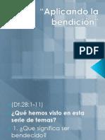 aplicandolabendicin-110831195814-phpapp01