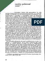 Blos Organizacion Pulsional Preadolescente (1)