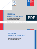 Www.senama.cl Filesapp SEGUNDA ENCUESTA