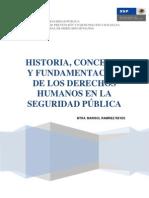 Derechos Humanos Marisol Ramirez