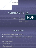 Normativa_ASTM