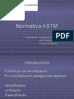 Normativa_ASTM