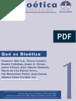 Selecciones Bioética Pontifica Universidad Javeriana