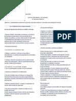 Guía Discurso Publico. 2