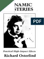 Richard Osterlind - Dynamic Mysteries