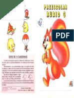 Caligrafia Cuadernillo Rubio Preescolar 3