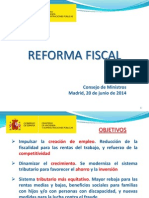 140620 Reformafiscal Ppt Final