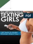 Text n Girls Pua Game