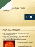 Fusión Nuclear