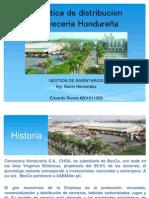 Sistema de Distribucion Cerveceria Hondureña.pptx