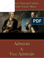 Naval - British Navy - Officers of H.M. Fleet