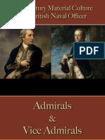 British Navy - Officers of H.M. Fleet