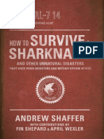 How to Survive a Sharknado by Andrew Shaffer - Boaricane Excerpt