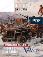 Sicily 1943 Rules