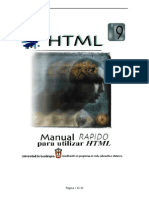 Manual HTML ()