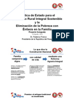 1. FF Reforma Agraria Integral 190812