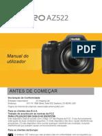 Manual Kodak AZ522