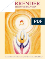 Surrender in the Integral Yoga-V1.1 - Usha Patel