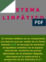 Sistema Linfatico y Bazo