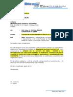 AMPLIACION DE PLAZO N° 1 TACAPISI