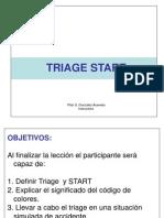 Triage Start