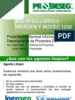 Presentacion de Agentes Limpios v2