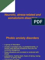 [Psihiatrie]Neurotic Disorders