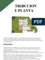 Distribucion de Planta