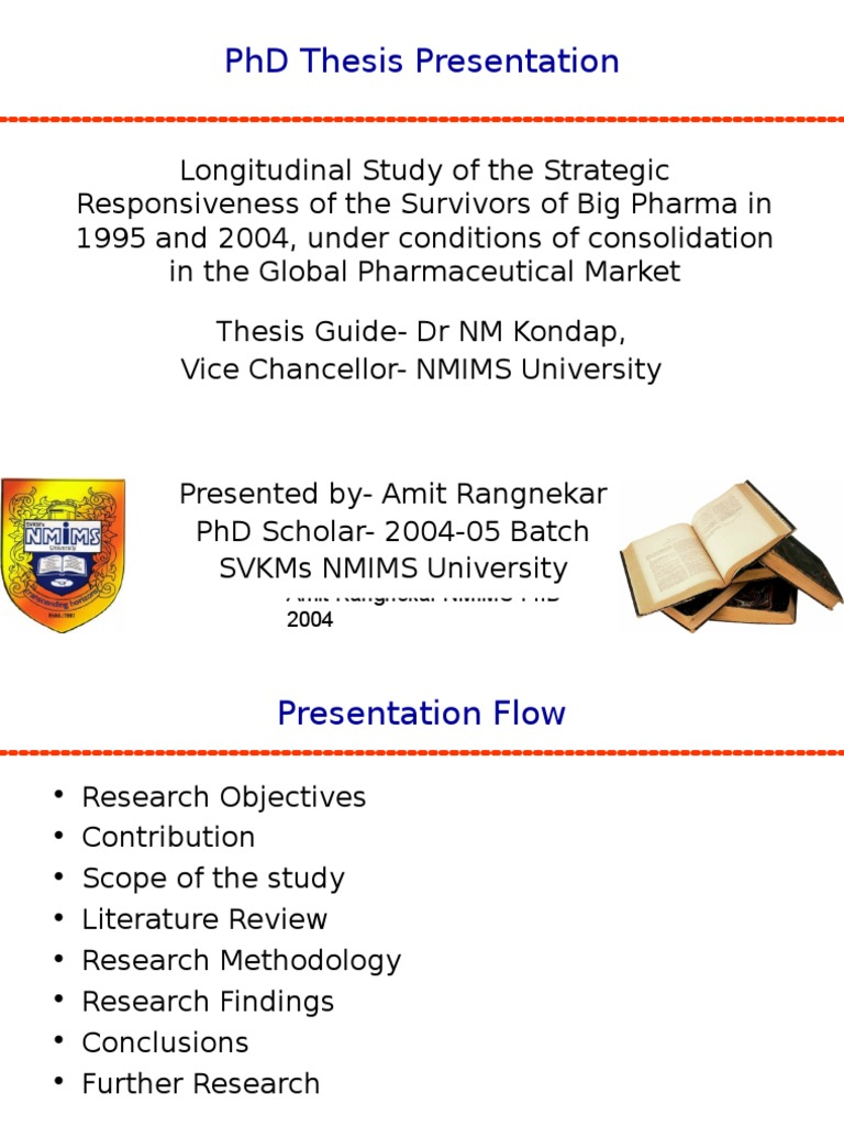 Phd thesis on strategic management
