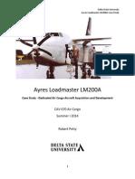 Ayres Loadmaster DSU Case Study