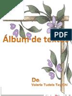 Album de Textos