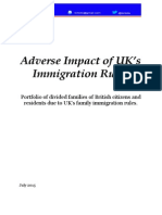 Portfolio of family immigration