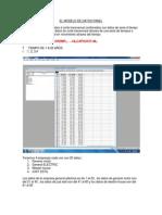 El Modelo de Datos Panen 2