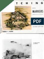 Sketching With Markers - Thomas c. Wang