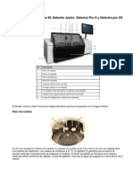 Manual Rapido Selectra Pro m