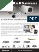 D-Link IP Cameras for 2008