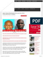 Aaron Alexis Washington Navy Gunman Killed - Fired Selectively at Targets - Scallywagandvagabond.com