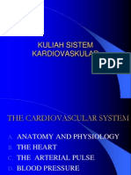 Kuliah Sistem Kardio Vaskular