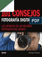 101 Consejos Fotografia Digital