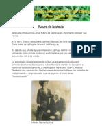 Simposio en Merida Futuro de La Stevia J C.fischer